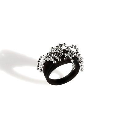 pierścionek Meduza