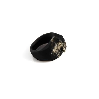 Pierścień z pirytem