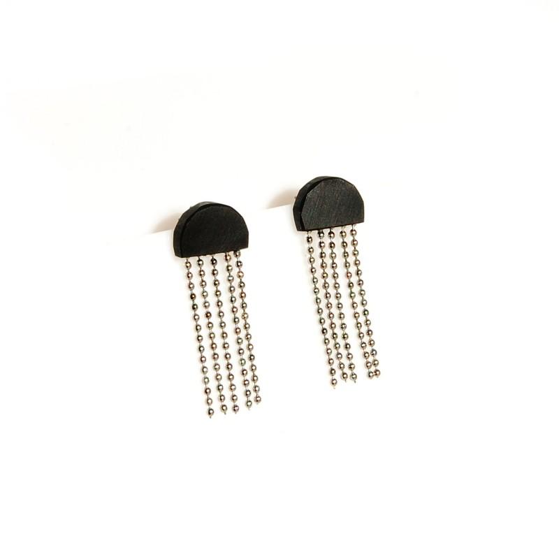 Ferrite Earrings