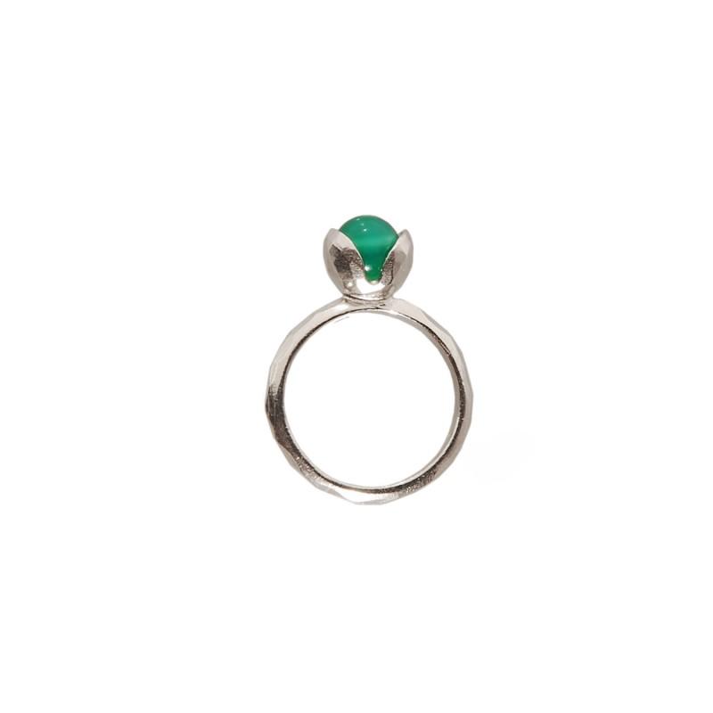 pierścionek Konwalia
