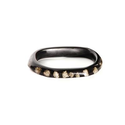 Bracelet with pirytes